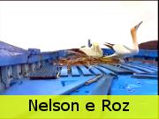 Nelson e Roz, le sule di Porto Venere